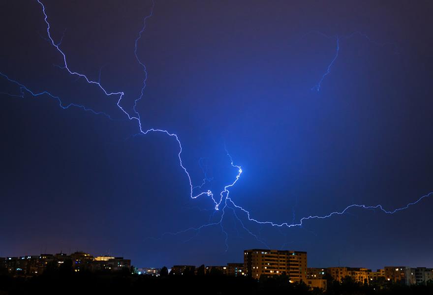 Comprehensive lightning protection system