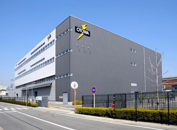 Image of lightning technology center in Amagasaki City