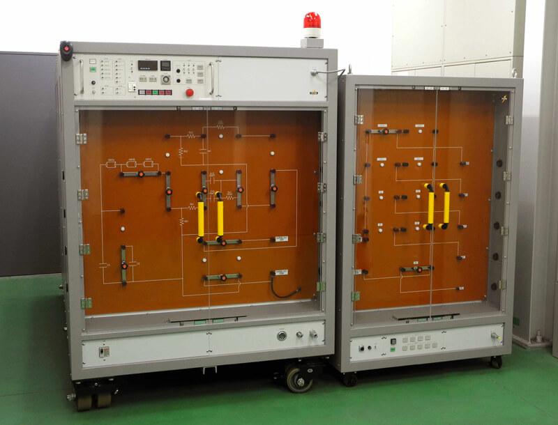 雷インパルス電圧試験設備