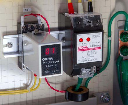 Power line ClassⅡ(Type2) SPD LT Series