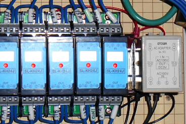 大電流信号回線用SPD