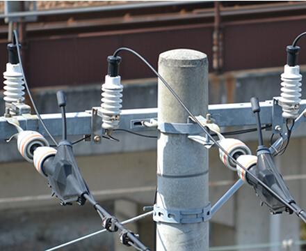 6.6kV 配電用避雷器 一般用